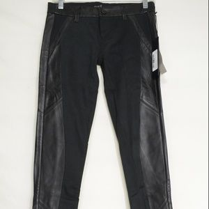 SOLD Design Lab Jeans - SOLD Design Lab 25 x 30 USA legging NWT leather